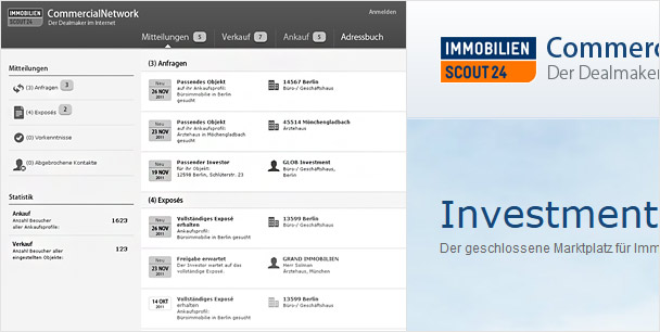 CommercialNetwork ImmobilienScout24
